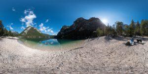 Pragser Wildsee 360°